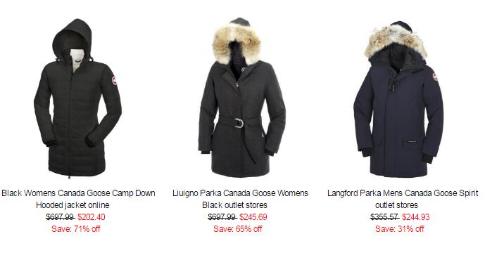buy canada goose for cheap